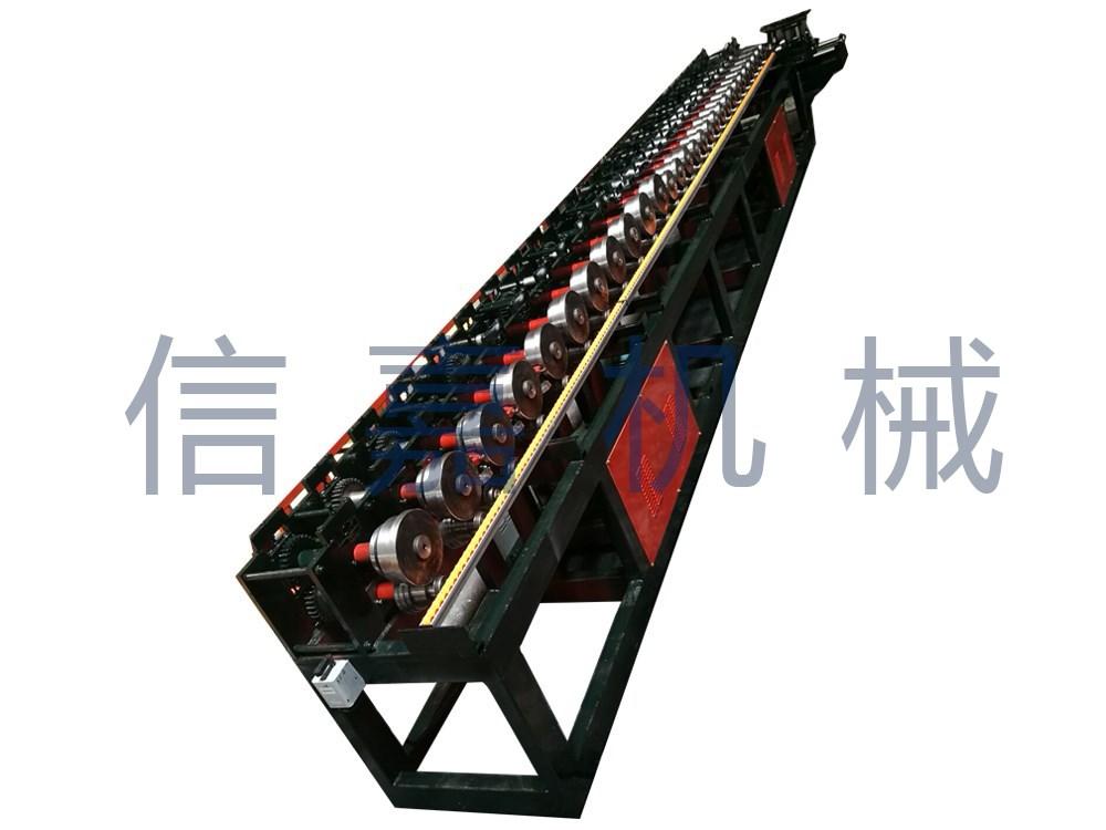 门框成型设备-单出阶梯框机械